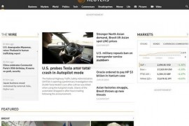 ReuTers:英国路透社官方网站:www.reuters.com