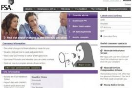 FSA:英国金融服务监管局官网:www.fsa.gov.uk