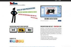 PowToon:PowerPoint幻灯片制作工具:www.powtoon.com