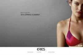 法国Eres女士泳装品牌:www.eres.fr
