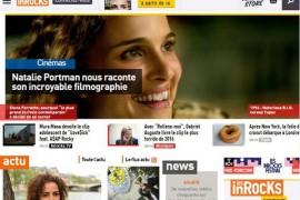 LesInrocks 法国左派文艺杂志:www.lesinrocks.com