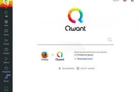 法国Qwant搜索引擎:www.qwant.com