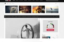 FuBiz:创意灵感设计分享平台:www.fubiz.net