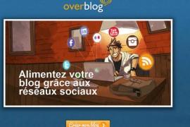 法国Over-Blog博客平台官方网站:www.over-blog.com