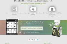 FlatIcon:免费图标素材打包下载站:www.flaticon.com