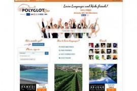 PolyglotClub:在线多语言社交俱乐部:polyglotclub.com