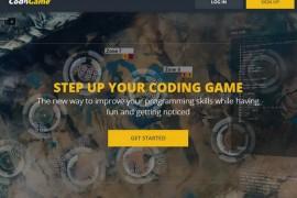 CodinGame 游戏化编程教学平台:www.codingame.com