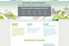 EuroPages:世界企业名录门户网:www.europages.com
