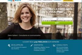 HopWork:自由职业者工作平台:www.hopwork.com