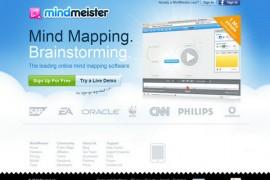 MindMeister:在线思维导图制作工具:www.mindmeister.com