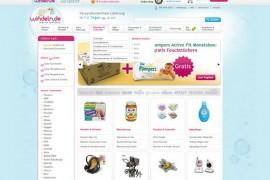 Windeln:德国婴幼儿用品购物网:www.windeln.de