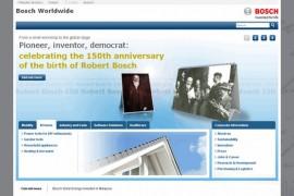 bosch德国博世集团:www.bosch.com