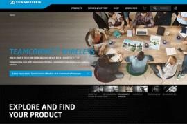 德国Sennheiser声海耳机品牌:en-de.sennheiser.com
