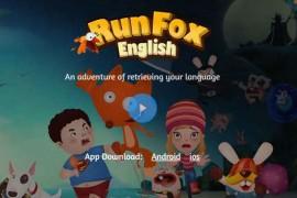 Runfox|场景化儿童英语学习之旅:www.runfox.com