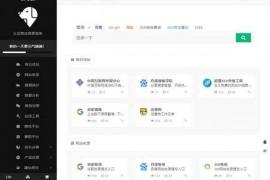 钛导航 网站运营者网址导航:web.geekji.cn