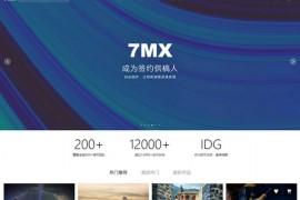 7MX|高品质视觉图库社区:7mx.com