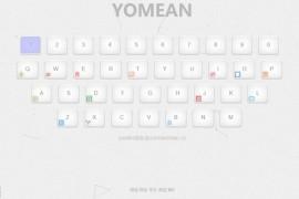 丫美|自定义键盘网址导航:www.yomean.com
