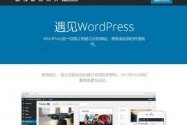 wordpress中文官网:cn.wordpress.org