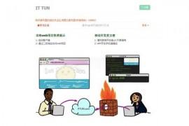 iTtun:内网服务器架设工具:ittun.com
