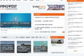 PingWest:全球前沿科技新闻网:www.pingwest.com