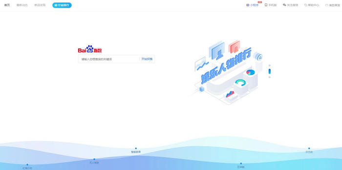 百度指数-百度大数据分享平台:index.baidu.com